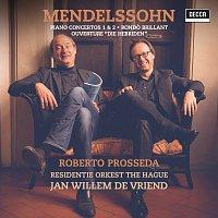 Roberto Prosseda, Jan Willem de Vriend, Residentie Orkest Den Haag – Mendelssohn: Piano Concertos Nos. 1 & 2