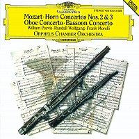 Orpheus Chamber Orchestra – Mozart: Horn Concertos Nos.2 & 3; Oboe Concerto; Bassoon Concerto