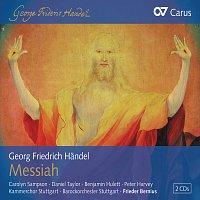 Carolyn Sampson, Daniel Taylor, Benjamin Hulett, Peter Harvey, Frieder Bernius – Handel: Messiah, HWV 56