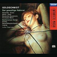 Přední strana obalu CD Goldschmidt: Der Gewaltige Hahnrei