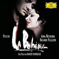 Přední strana obalu CD Puccini: La Boheme (Highlights)