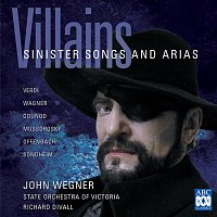 State Orchestra Of Victoria, Richard Divall, John Wegner – Villains - Sinister Songs And Arias