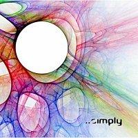Přední strana obalu CD Simply