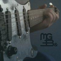 Přední strana obalu CD MG Band