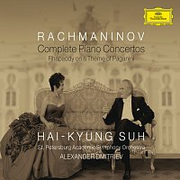 Hai-Kyung Suh, Academic Symphony Orchestra Of The St. Petersburg Philharmonic – Rachmaninov: Complete Piano Concertos