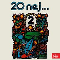 Přední strana obalu CD 20 nej ... Supraphon - 1982 (2)