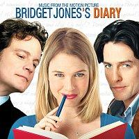 """Přední strana obalu CD Music From The Motion Picture """"Bridget Jones' Diary"""""""