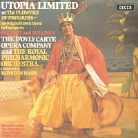 The D'Oyly Carte Opera Company, Royal Philharmonic Orchestra, Royston Nash – Gilbert & Sullivan: Utopia Ltd. [2 CDs]