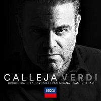 Joseph Calleja, Orquestra de la Comunitat Valenciana, Ramón Tebar – Joseph Calleja - Verdi