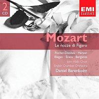 Dietrich Fischer-Dieskau, Heather Harper, Judith Blegen, English Chamber Orchestra, Daniel Barenboim – Mozart:Le Nozze Di Figaro