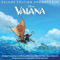 Různí interpreti – Vaiana [English Version/Original Motion Picture Soundtrack/Deluxe Edition]