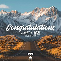 Carda, John James, Lucas Marx – Congratulations