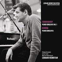 Leonard Bernstein, Justus Frantz, Antonín Dvořák, New York Philharmonic Orchestra – Tchaikovsky: Piano Concerto No. 1 in B-Flat Minor, Op. 23 - Dvorák: Piano Concerto in G Minor, Op. 33