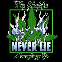 Wiz Khalifa – Never Lie (feat. Moneybagg Yo)