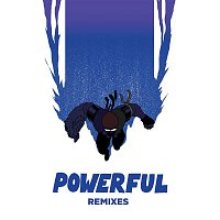 Přední strana obalu CD Powerful (feat. Ellie Goulding & Tarrus Riley) [Remixes EP]