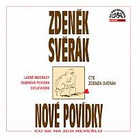 Zdeněk Svěrák – Svěrák: Nové povídky - Co se na 2CD nevešlo