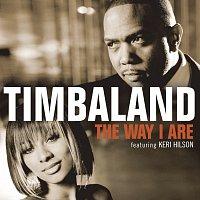 Timbaland vs. Nephew, Keri Hilson, D.O.E. – The Way I Are [Timbaland Vs. Nephew]