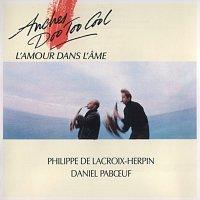 Přední strana obalu CD L'Amour Dans L'Ame