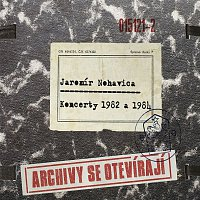 Jaromír Nohavica – Koncerty 1982 a 1984 – CD