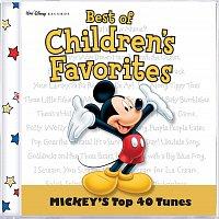 Různí interpreti – Best of Children's Favorites- Mickey's Top 40 Tunes