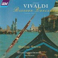 Přední strana obalu CD Vivaldi: Bassoon Concertos Vol. 2