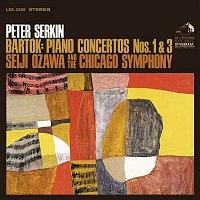 Seiji Ozawa, Chicago Symphony Orchestra, Peter Serkin, Béla Bartók – Bartók: Piano Concertos No. 1 & No. 3