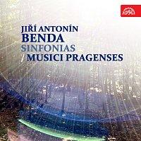 Přední strana obalu CD Sinfonie