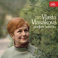Vlasta Vlasáková – Zasloužilá umělkyně Vlasta Vlasáková - Portrét herečky