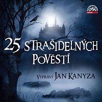 Jan Kanyza – 25 strašidelných pověstí