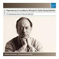 Nikolaus Harnoncourt, Wolfgang Amadeus Mozart – Nikolaus Harnoncourt Conducts Mozart Early Symphonies
