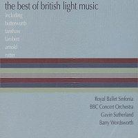 Přední strana obalu CD The Best Of British Light Music
