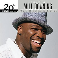 Přední strana obalu CD The Best Of Will Downing: The Millennium Collection - 20th Century Masters