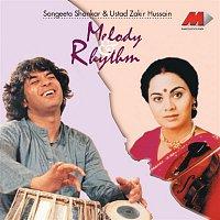 Dr. Sangeeta Shankar, Ustad Zakir Hussain – Melody & Rhythm