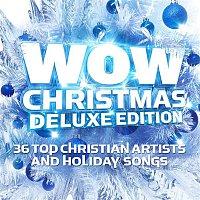 Přední strana obalu CD WOW Christmas 2013 Deluxe Edition