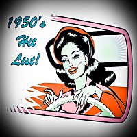 Přední strana obalu CD 1950's Hit List