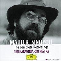 Philharmonia Orchestra, Giuseppe Sinopoli – Mahler: The Complete Recordings [15 CD's]