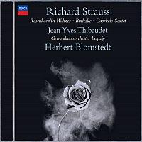 Přední strana obalu CD Strauss, R.: Rosenkavalier Waltzes, Burleske