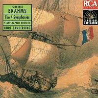 Kurt Sanderling – Brahms: Symphonies No. 1-4/Classical Navigator Serie