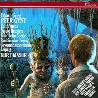 Kurt Masur, Friedhelm Eberle, Gewandhausorchester Leipzig – Grieg: Peer Gynt