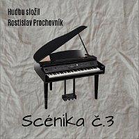 Přední strana obalu CD Scénika č.3