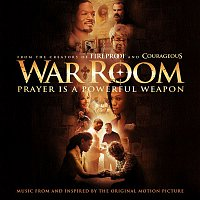 Přední strana obalu CD War Room (Music from and Inspired by the Original Motion Picture)
