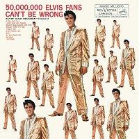Přední strana obalu CD 50,000,000 Elvis Fans Can't Be Wrong: Elvis' Gold Records, Vol. 2