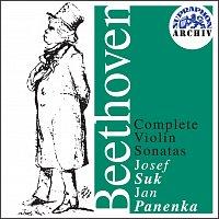 Josef Suk, Jan Panenka – Beethoven: Sonáty pro housle a klavír - komplet