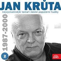 Jan Krůta, různí interpreti – Nejvýznamnější textaři české populární hudby Jan Krůta 2 (1987-2000)