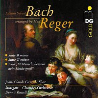 Jean-Claude Gérard, Dennis Russell Davies, Stuttgarter Kammerorchester – Bach: Suite in G Minor & Suite in B Minor [Arranged by Max Reger]