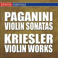 Různí interpreti – Paganini: Violin Sonatas - Kreisler: Violin Works