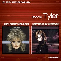 Bonnie Tyler – Faster Than The Speed Of Night / Secret Dreams & Forbidden Fire