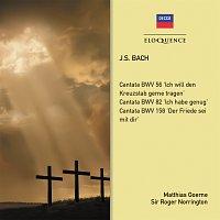 Matthias Goerne, Roger Norrington – Bach: Cantatas