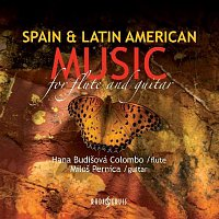 Spain & Latin American Music for Flute and Guitar