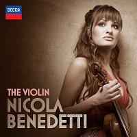 Přední strana obalu CD The Violin